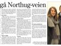 Artikkel om Amund i Fjell-Ljom 24. september 2013